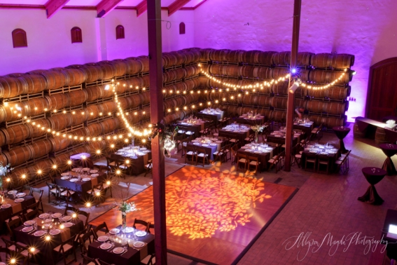 Kramer Events Lighting Cellar 360
